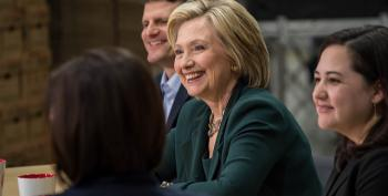 Hillary Clinton Speech Calls For End To Mass Incarceration