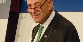 Predictably, Sen. Chuck Schumer Bucks Obama On Iran Deal