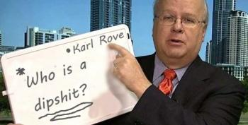 We Already Knew Karl Rove Was Evil, But He's Outdone Himself