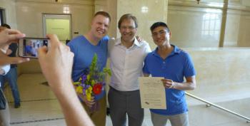 LGBT Ally Chris Abele: Not All Loves Are Equal