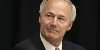 Asa Hutchinson's Political Cowardice On Full Display