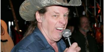 GOP Role Model Ted Nugent Says Put Hillary In Jail, Shoot 'Illegals'