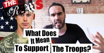 Russell Brand Explains Why Fox News Pundits 'Have To Attack Bowe Bergdahl'