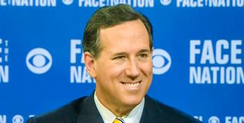Rick Santorum Uses 'God Hates Fags' Slogan To Defend Indiana's 'Religious Freedom' Law