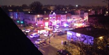 Guard Dead After Census Bureau Shooting
