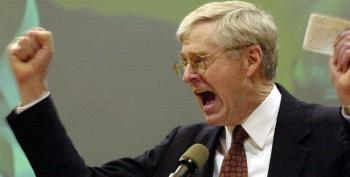 Charles Koch Admits Climate Change Is Real