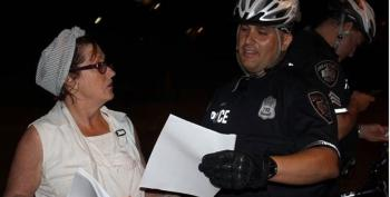 Texas Woman Uses State's Religious Freedom Law When Given Citation For Feeding The Homeless