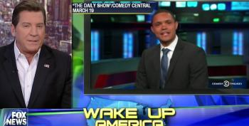 Eric Bolling Tries To Give New Daily Show Host Advice On How To Be Funny