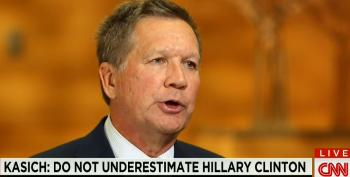 John Kasich: Maybe There's A Little Bit Of Me In Elizabeth Warren