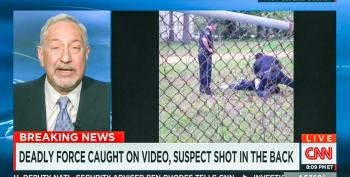 Attorney To CNN's Cop Defender: Broken Tail Light Is 'Code' To Harass Blacks