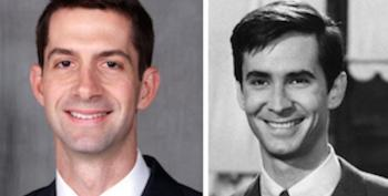 We Must Stop Tom Cotton