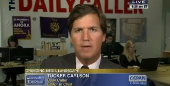 Tucker Carlson Pretends He Doesn't Understand Jon Stewart's Criticism Of Crossfire
