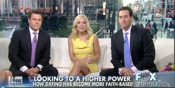 Fox And Friends Do A PSA For Right Wing Dating Sites