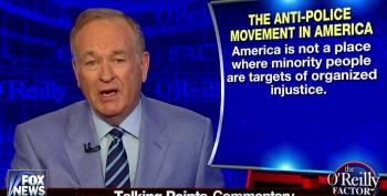 Bill O'Reilly: Minorities Aren't Targets Of Organized Injustice