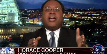 Fox Guest Argues That African Americans Are Treated Better Than Whites By Police