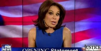 Fox's Jeanine Pirro Puts Her Clinton Derangement Syndrome On Full Display