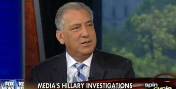 Joe Trippi: If Clinton Accusations Are True, Who Bribed The Eight Departments Of Government?