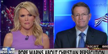 Megyn Kelly And Tony Perkins Accuse Obama Of Sending Anti-Christian Messages To Our Enemies