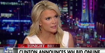 Megyn Kelly Thinks She Should Interview Hillary Clinton – For Clinton's Own Good