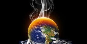 Scott Walker Versus Climate Change