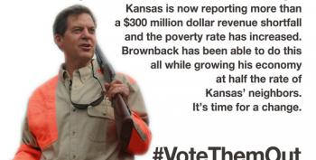 Kansas Poor May Fund Even More Tax Breaks For The Rich