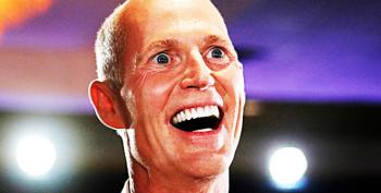 Rick Scott Would Rather Sue Obama Than Expand Medicaid