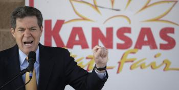 Kansas Governor Teaches Students A Lesson In How To Sign An Extreme Abortion Ban