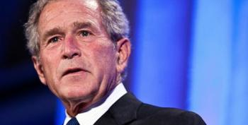 George W. Bush Bashes Obama's Iran Deal To Jewish Donors