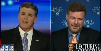 Hannity Pal Mark Steyn: I Don't Think Obama Is A Christian