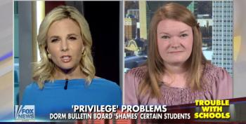 Fox News Distracts From RFRA With A Victim Of White Privilege Shaming
