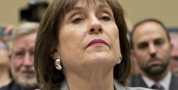 IRS Official Won't Face Contempt Charges, DOJ Says