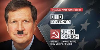 Stop Trying To Make John Kasich Happen. He's Not Going To Happen.