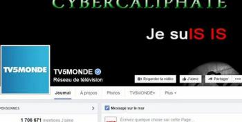 ISIS Hackers Hit French Television Network
