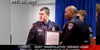 Calif. Cop Caught Playing With Corpse Shot By Officer -- And The DA Says It's Perfectly Legal