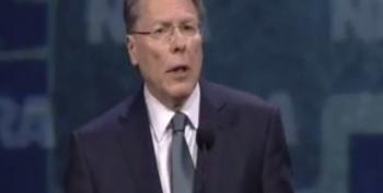 NRA's Wayne LaPierre Disparages The Female Demographic