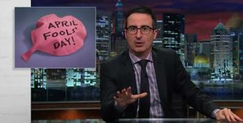 Last Week Tonight With John Oliver: April Fools' Day