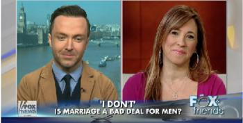 Fox Guest Warns: Marriage Is 'Fraud Of The Rings'