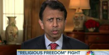 Bobby Jindal: Christian Businesses Are The Ones Being Discriminated Against