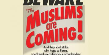Campaign Mocks Anti-Muslim NYC Subway Ads