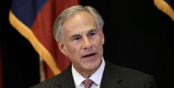 Texas Governor Worried About Military Takeover Of His State