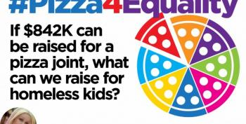 If Religion Can Raise Cash For A Pizza Joint, What Can We Do For Homeless Youth?