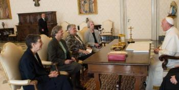 In Blow To Right-Wingers, Pope Francis Ends Crackdown On American Nuns