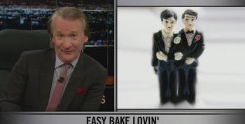 Maher: Conservatives Have Lost The Culture War When They're Reduced To Arguing About Gay Wedding Cakes