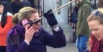 Open Thread - Selfie Stick? You're Doing It Wrong