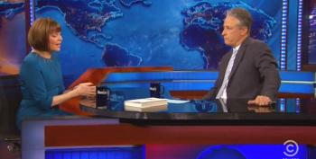 Jon Stewart Grills Judith Miller Over Her Horrible Iraq Stories