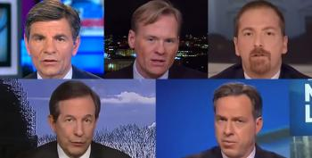 Jake Tapper Joins Legion Of White Dudes On Sunday Shows