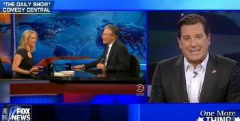 Bolling Calls Jon Stewart 'Dummy' To Get Even For Being Called Dumb