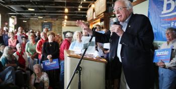 Bernie Sanders Gains Momentum In Iowa