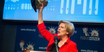 White House Paints Sen. Warren As Cuckoo Bananas Over TPP