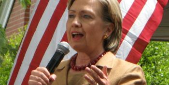 Hillary Clinton Comes Out Swinging At Republicans On Immigration